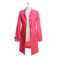 Céline Coat in pink