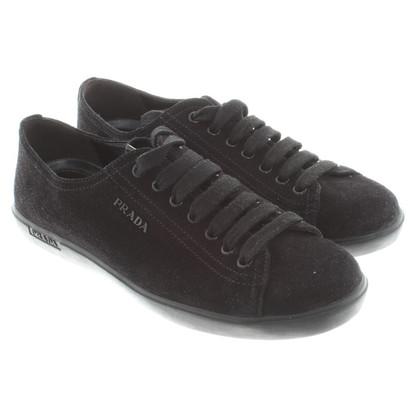 Prada Sneaker in black