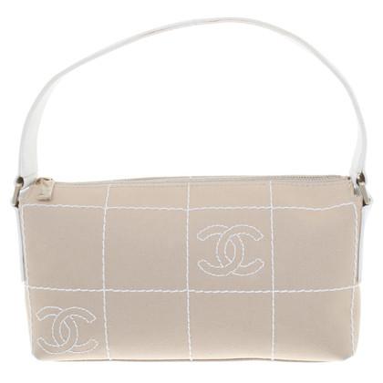 Chanel Handbag with logo application
