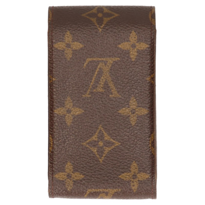 Louis Vuitton Cigarette de Monogram Canvas