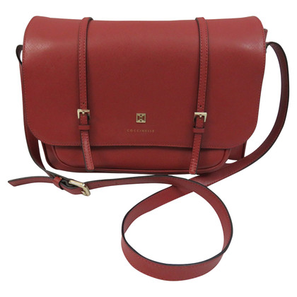 Coccinelle Shoulder Bag Saffianoleder