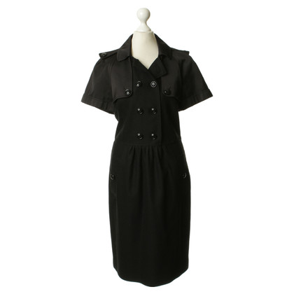 Burberry Trenchkleid in nero
