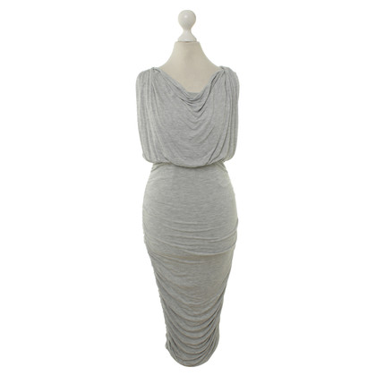 Alice + Olivia Jersey-jurk in grijs