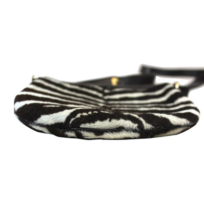 Gucci Shoulder bag in zebra look