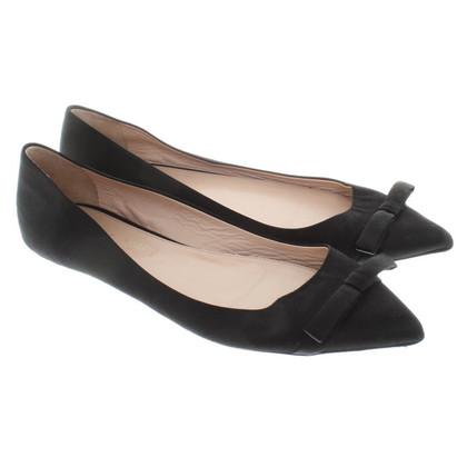Giambattista Valli Ballerina's in zwart