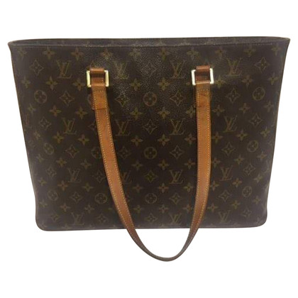 "Louis Vuitton ""Luco Tote Monogram Canvas"""