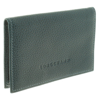 Longchamp Card case in blue