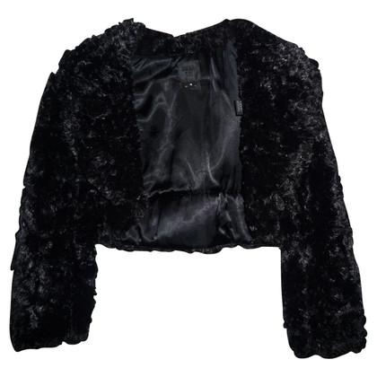 Anna Sui zwarte jas