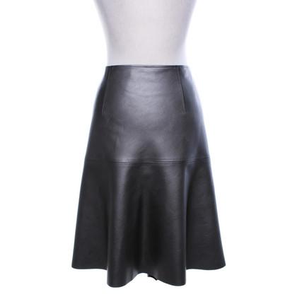 Luisa Cerano skirt imitation leather