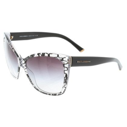 Dolce & Gabbana Sunglasses with lace details