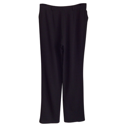Chanel Wool pants in black