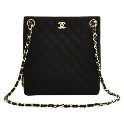 Chanel SMALL SHOPPING JERSEY