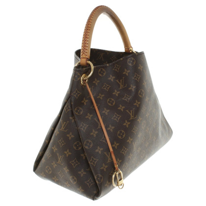 "Louis Vuitton ""Artsy MM Monogram Canvas"""
