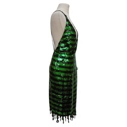 Prada Dress with sequin trim