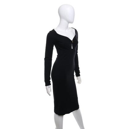 Dsquared2 Schwarzes Kleid