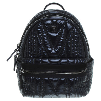 MCM Quilted backpack