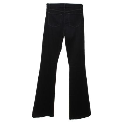 J Brand Jeans bootcut in blu scuro