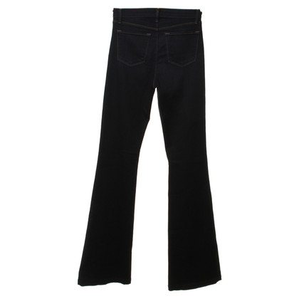 J Brand Bootcut-Jeans in Dunkelblau