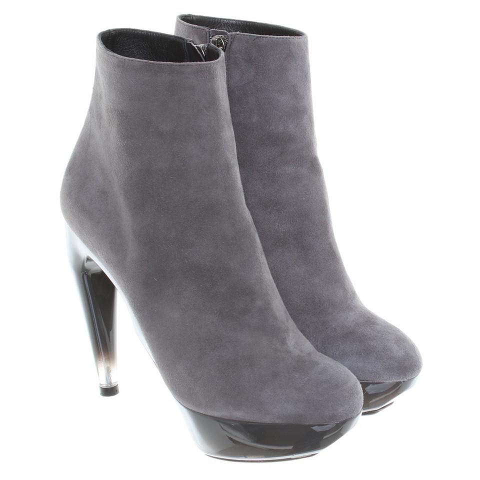 Jil Sander Ankle boots suede