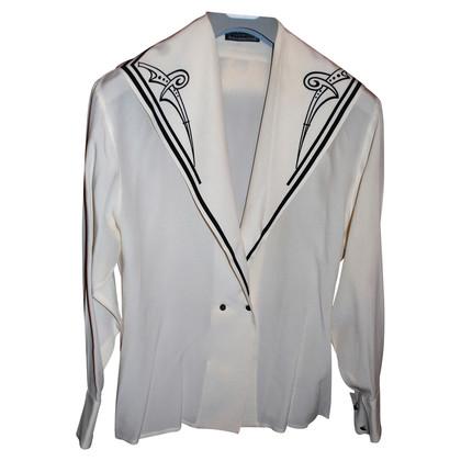 Gianni Versace Zijden hemd