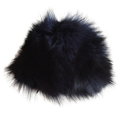 Yves Salomon Fur hat