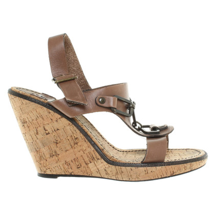 See by Chloé Wedges in Taupe