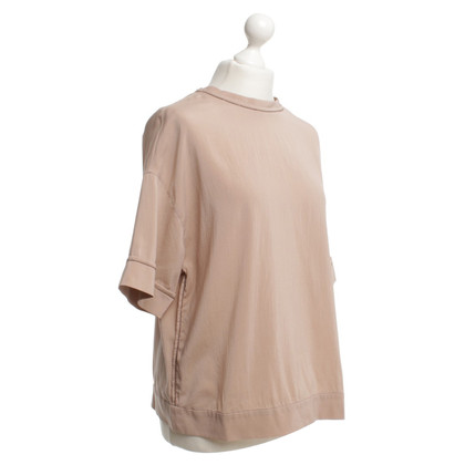 Brunello Cucinelli Blusa in Beige