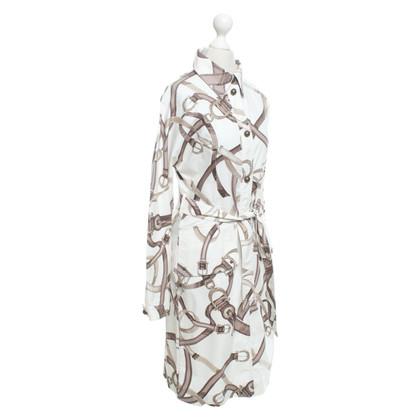 Aigner Dress with motif print