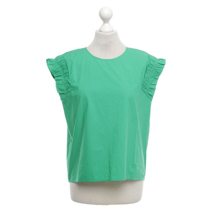 Luisa Cerano Sleeveless top in green