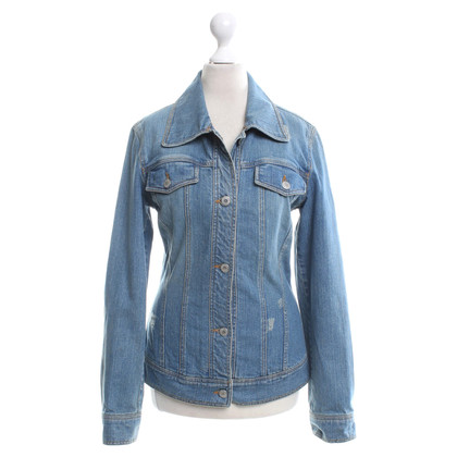 Andere Marke Amor & Psyche - Jeansjacke in Blau
