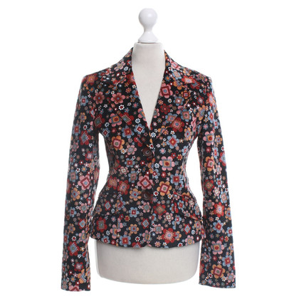D&G Blazer with a floral pattern