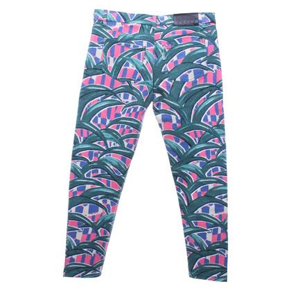 Kenzo Jeans en multicolore