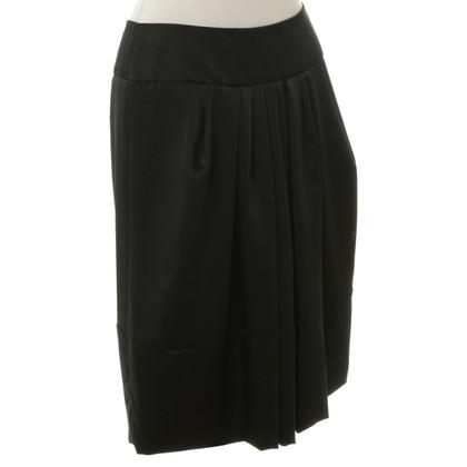 Valentino skirt in black