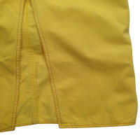 Moschino skirt in yellow