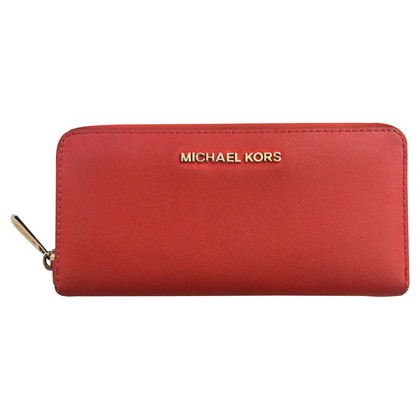 Michael Kors Michael Kors portafoglio rosso