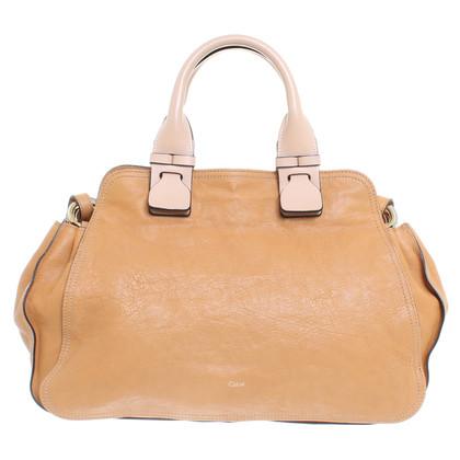 Chloé Lederhandtasche in Braun