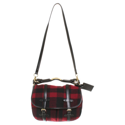 Ralph Lauren Handtas met plaid