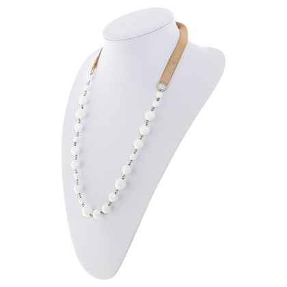 Prada Necklace with semi-precious stones