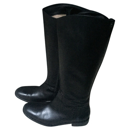 Windsor stivali di pelle Windsor - 39.5 - come nuovo