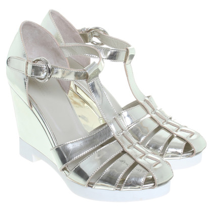 Sonia Rykiel Shoes in silver