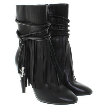 Ash Boots in zwart