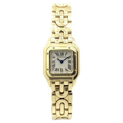 "Cartier Klok ""Panthere Mini"""