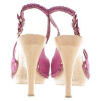 Christian Dior Wooden sandals