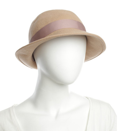 Ted Baker cappello di lana in beige