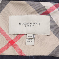 Burberry Jacke in Dunkelblau