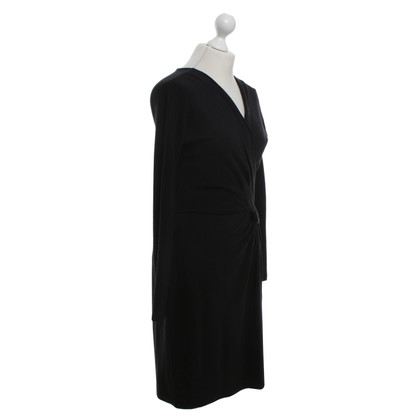 DKNY Woolen dress with draping