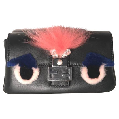 Fendi Bag Bug Micro Baguette