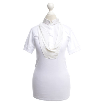 Brunello Cucinelli T-shirt with draping