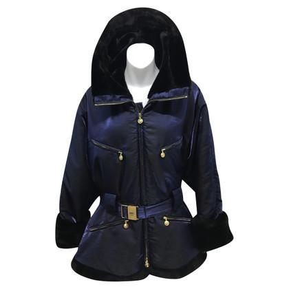 MCM MCM Sports - Blue Hooded Jacket