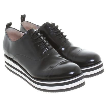 Ermanno Scervino Schuhe in Schwarz